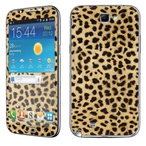 Samsung [Galaxy Note 2] Phone Skin - [SkinGuardz] Full Body Scratch Proof Vinyl Decal Sticker with [WallPaper] - [Animal Lover] for Samsung Galaxy [Note 2]