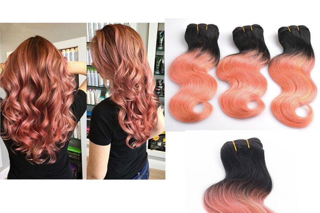 Online Store 7a Ombre Peruvian Hair 3 Bundles Body Wave Ombre