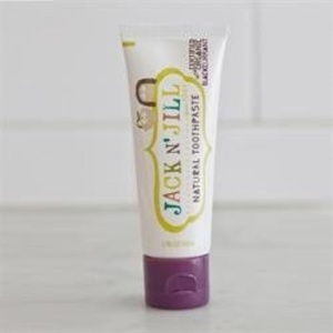 Jack N Jill Blackcurrant Toothpaste 50g x 1 by JACK AND JILL KIDS