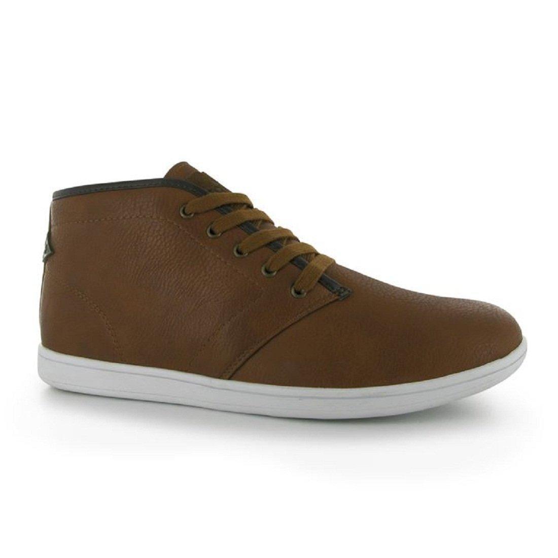 Mens Soviet Whitehall Mid Boot Shoes Tan (UK 10 / US 10.5)