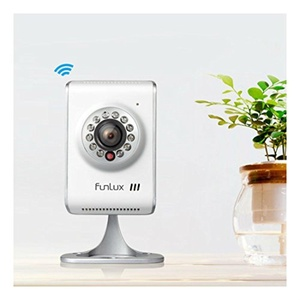 Funlux® 1280* 720P HD Wireless WiFi IP Network Home Surveillance Security Camera Most Viewed