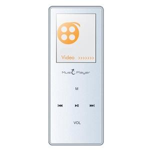 HONGYU Touch button HIFI Lossless Sound Bluetooth Sport MP3 MP4 Music Player 1.8 inch FM Radio Voice recording E-book Pedometer Alarm clock Media / Audio Player(Silver)