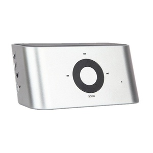 PIXNOR Wireless K6 Touch Control Mega Bass Bluetooth Speaker Support Aux-in/TF Card