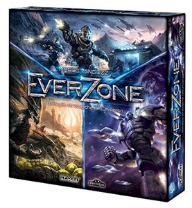 Everzone - Strategic Battles In The Universe! - Game - Winter Lair by Raven Distribution