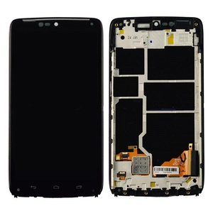 Black Motorola Droid Turbo XT1254 XT1225 Touch digitizer+lcd display Assembly