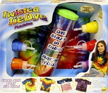 NSI Tie Dye Machine by Twisted Tie Dye