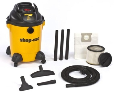 Shop-Vac 9651000 4.0-Peak HP Pro Series Wet or Dry Vacuum, 10-Gallon by Shop-Vac