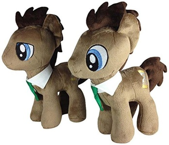 4th Dimension My Little Pony Dr. Hooves 12 Plush by 4th Dimension