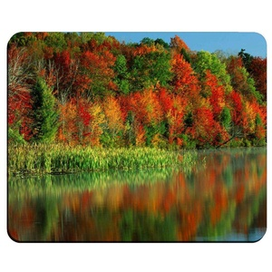 Colorful Tree Customized Rectangle Mousepad, Gaming Mouse Pad Mouse Mat MP7227