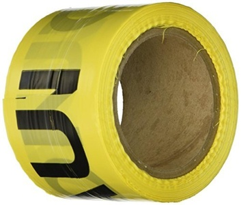 Irwin Industrial Tool 300ft. Caution Barrier Tapes 66200 by Irwin Industrial