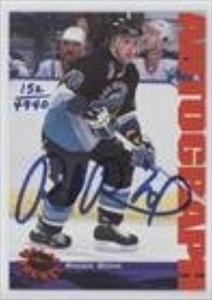 Radek Bonk #152/4,940 (Hockey Card) 1994-95 Classic - Autographs #N/A