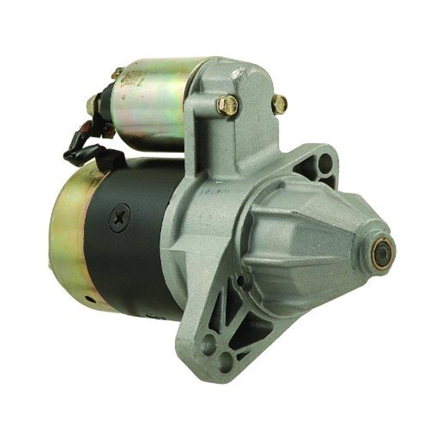 Remy 16499 Premium Remanufactured Starter by Remy