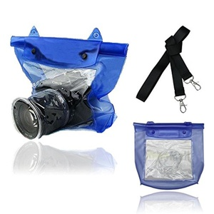 Camera Accessories 20M Waterproof DSLR SLR Camera Underwater Housing Case Pouch Dry Bag Canon Nikon