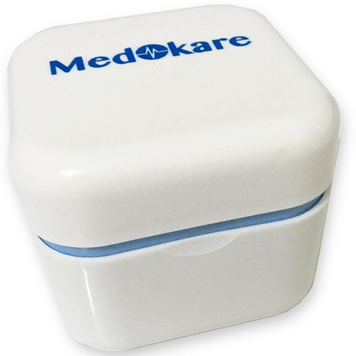 Best Bath Water Retainer : Online store denture case with strainer medokare