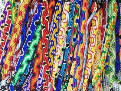 Friendship Bracelets Handmade Wholesale LOT 25 MIX From Peru by Handmade In Peru