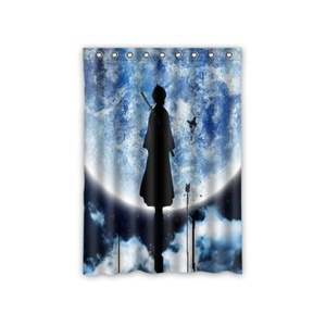 MeadowsS Generic Custom BLEACH Window Curtains Treatment Panels Polyester Window Curtain Blackout For Bedroom Living Room 52x72 Inch 1 Piece