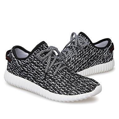 Running Shoes Men's / Women's Anti-Slip / Ultra Light (UL) / Wearable / Breathable Breathable Mesh Rubber Running/JoggingSneakers /