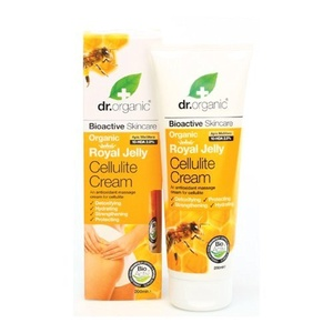 Dr Organic Royal Jelly Cellulite Cream by Dr. Organic