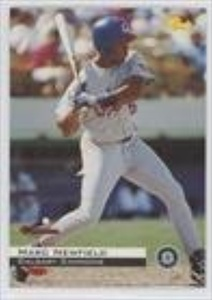 Marc Newfield (Baseball Card) 1994 Classic Minor League All Star Edition #95