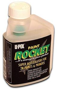 U-Pol Products 0735 ROCKET Paint Accelerator - 250ml by U-Pol