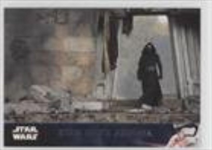 Kylo Ren's Arrival (Trading Card) 2016 Topps Star Wars: The Force Awakens Series 2 #61