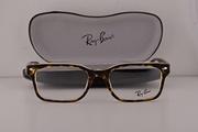 dae122fae8 Online Store  Ray Ban Rx5286 Eyeglasses 51-18-135 Havana Crystal ...