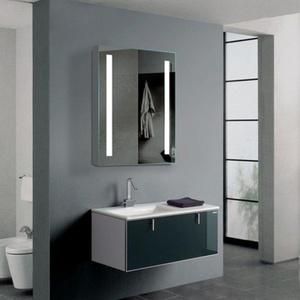 Paris Mirror Verano Cabinet Illuminated LED Bathroom Mirror
