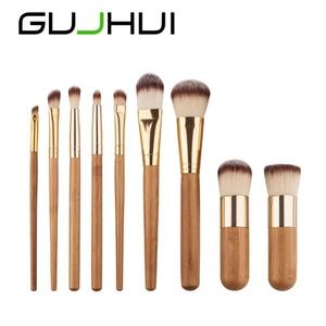 Makeup Brush, Hatop 9PCS Make Up Foundation Eyebrow Eyeliner Blush Cosmetic Concealer Brushes