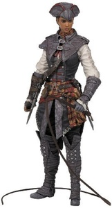 Assassin's Creed Toy - Series 2 - Aveline De Granpre 6 Inch Deluxe Action Figure by Assassin's Creed