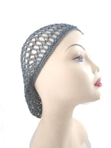 Thicker Hair Net Gray by Hair Accessories
