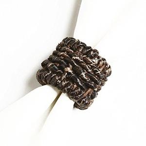 Madras Napkin Rings