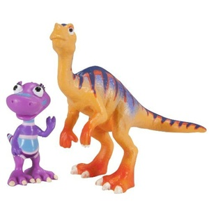 Tomy International Dinosaur Train Mr. Maiasaura and Daphne DinoVision 2 Pack by Tomy International