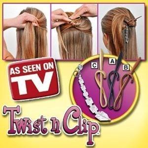 Twist N' Clip by Twist N' Clip