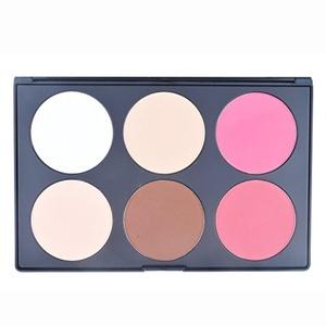 Maùve 6 Color Palette Contour and Blush MU02