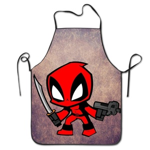 Deadpool Superhero Adjustable Chef Unisex Apron