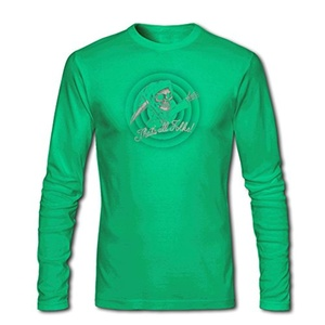 The_End for Men Printed Long Sleeve Cotton T-shirt