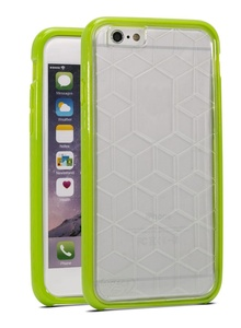 Impact Gel Crusader Series Case for Apple iPhone 7 - Green/Clear