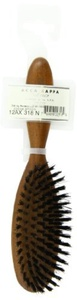 Acca Kappa Professional Pro Hair Brush, Wood, Oval, Boar/Nylon by Acca Kappa Professional