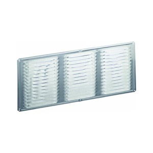 Galvanized Under Eave Vent by Air Vent Inc