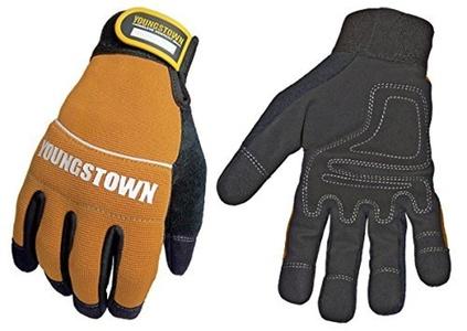 Youngstown Glove 06-3040-70-XL Tradesman Plus Performance Glove XLarge, Brown by Youngstown Glove by Youngstown Glove