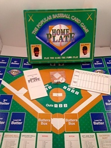 Home Plate The Popular Baseball Card Game by Home Plate Baseball Card Game