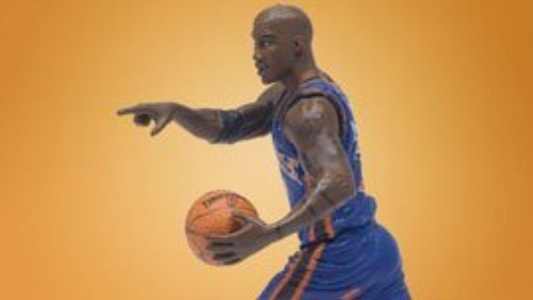 McFarlane Toys NBA 3 Inch Sports Picks Series 4 Mini Figure Stephon Marbury (New York Knicks) by McFarlane's Sportspicks