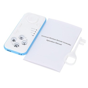 Universal Mini Portable Multi Functional Controller Bluetooth V3.0 Remote Control for Mobile Phone iOS Android PC