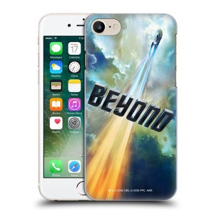 Official Star Trek USS Enterprise NCC-1701 Posters Beyond XIII Hard Back Case for Apple iPhone 7