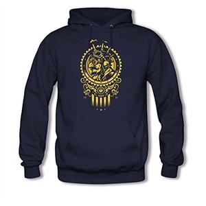 Steampunk 1852 For men Printed Sweatshirt Pullover Hoody