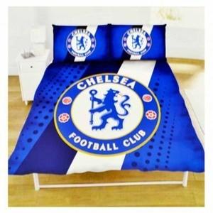 Chelsea FC Double Duvet Set by Chelsea F.C.