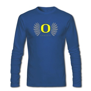 Classic Oregon Ducks For Mens Long Sleeves