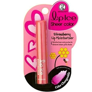 Lip ice sheer color Strawberry by Lip Ice