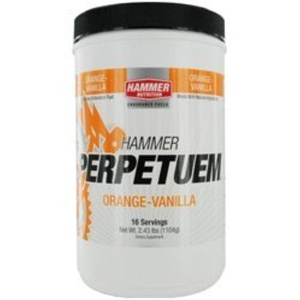 Hammer Perpetuem - Orange/Vanilla (16 Servings) by Hammer
