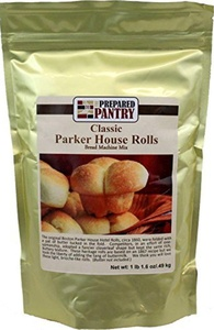 The Prepared Pantry Classic Parker House Roll Mix, 17.6 Ounce (Pack of 20) by The Prepared Pantry